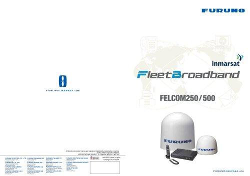 fleetborband FELCOM 250/500