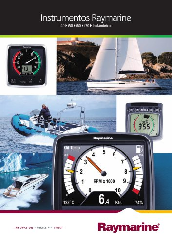 Instruments - i40/i50/i60/Wireless