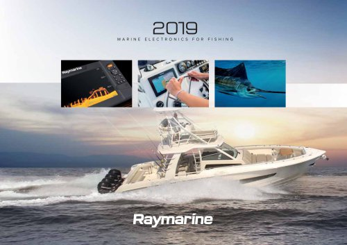 MARINE ELECTRONICS FOR FISHING 2019