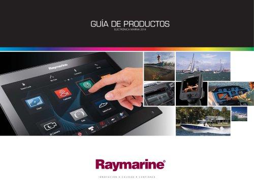 Raymarine Guia de productos 2014