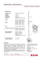 ELNA-Mast-Antennas