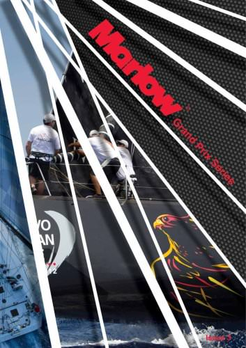 Marlow Grand Prix Series Brochure