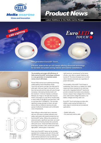 EuroLED® Touch