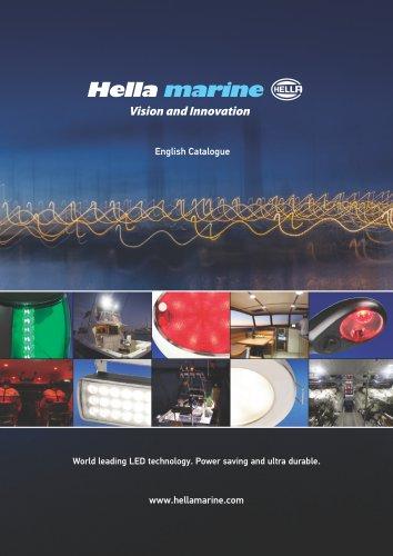 Hella marine Catalogue