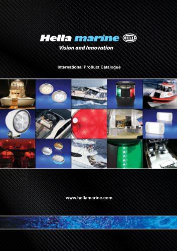 Hella marine Catalogue - International English
