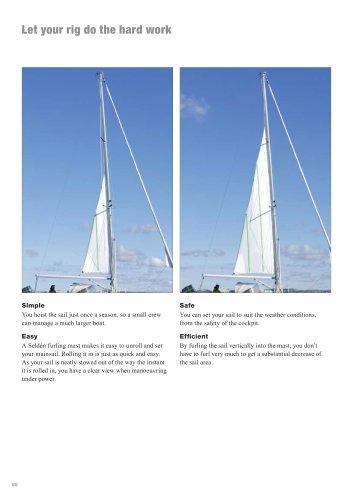 furling masts