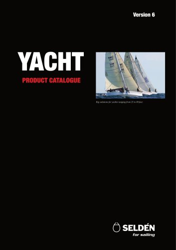 Yacht Product Catalogue version 6 A4