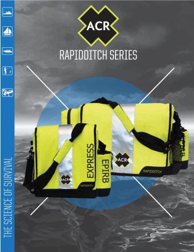 RapidDitch Express Bag