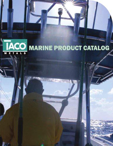 TACO Marine Catalog