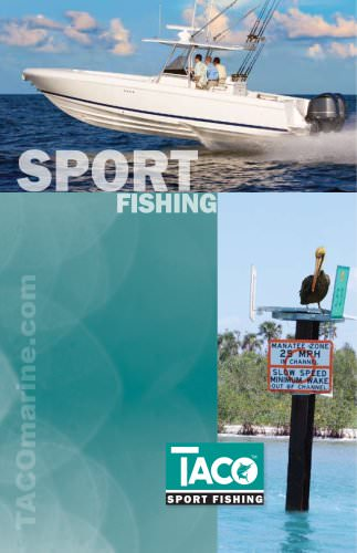 TACO Sport Fishing Products Catalog