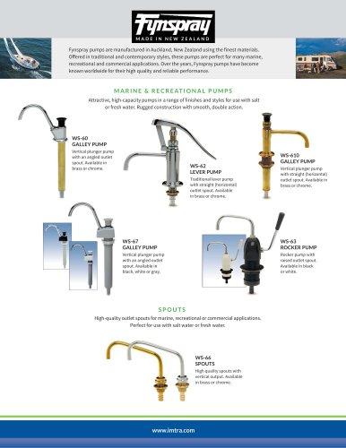Fynspray Pumps