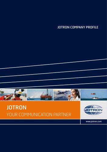 Jotron Company Profile 2017