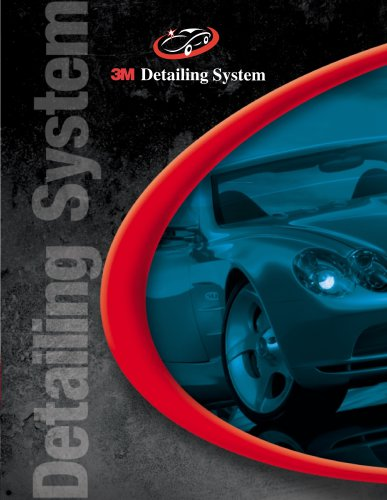 3M™ Detailing Products Brochure