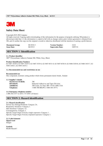 3M Marine Grade Silicone Sealant Clear 08019