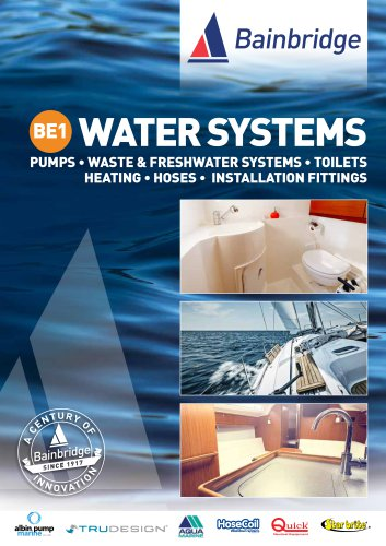 BE1 Water Systems