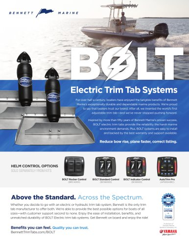 BOLT Electric Flyer