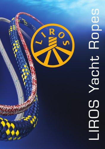 LIROS Yachting Ropes