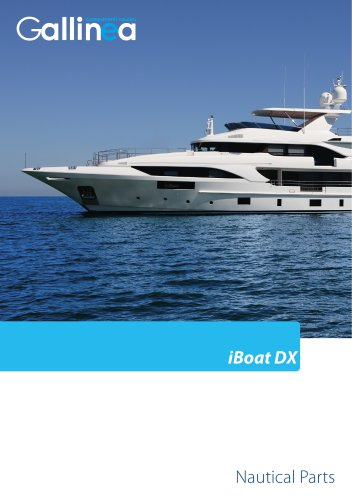 iBoat DX