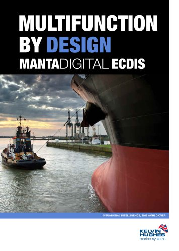 MantaDigital? ECDIS Brochure