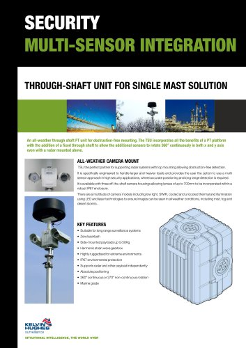 Multi-sensor integration