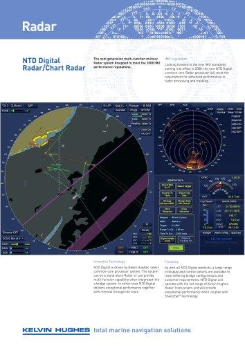 NTD DIGITAL RADAR