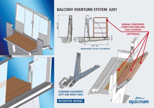 balcony 4201
