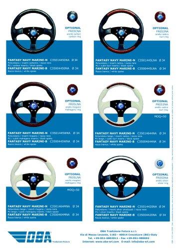 Steering Wheels Fantasy