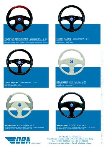 Steering Wheels Nautica vari