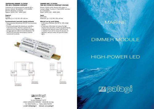 Hi Power LED Dimmer