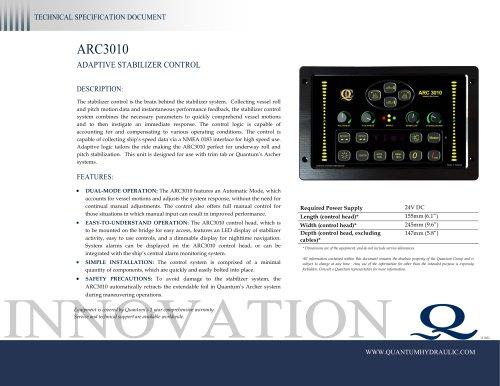 QuantumControl ARC3010