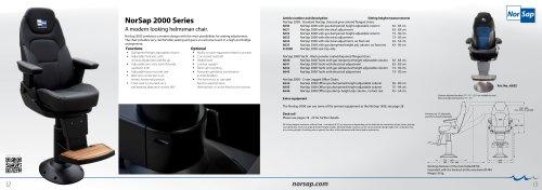 NorSap 2000 Series