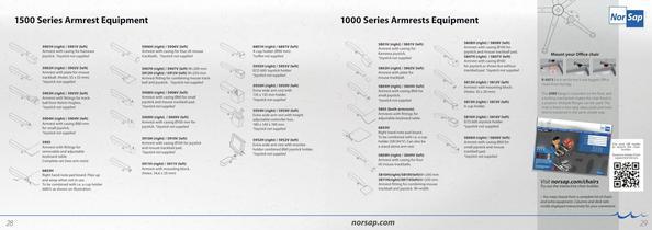 NorSap Extra Equipment