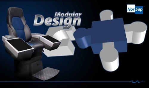 NorSap Modular Design