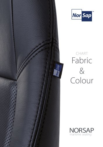 Norsap Upholstery, embroidery and colours