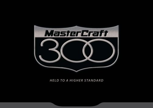 MasterCraft 300