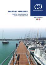 Martini Marinas Catalogue