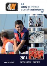 4WATER 2014 PERSONAL SAFETY
