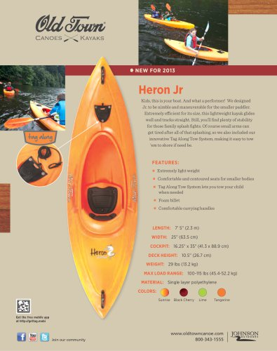 Heron Jr