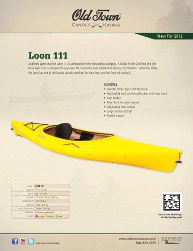 Loon 111