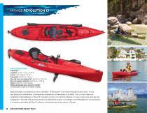 2013/14 hobie kayaking fishing collection brochure - 12