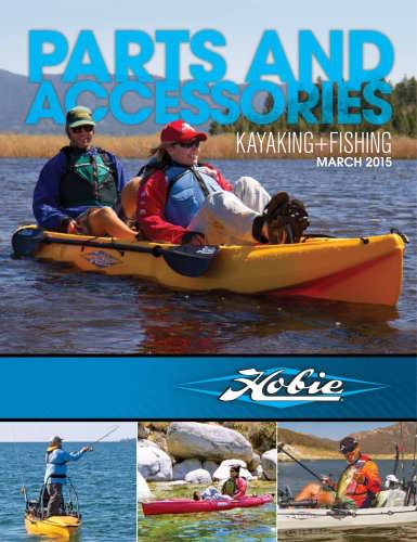 International kayaking catalog