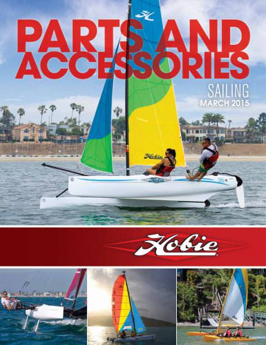 International sailing catalog