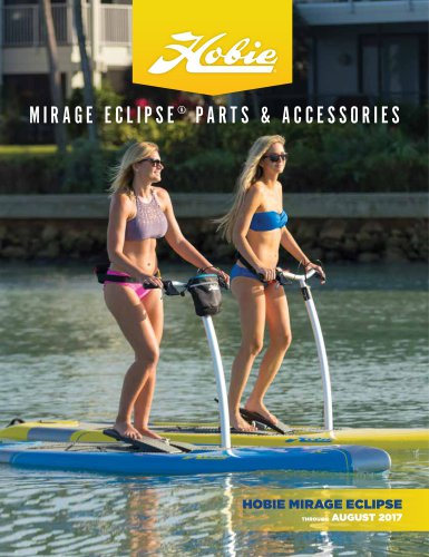 Mirage Eclipse Parts & Accessories Catalog