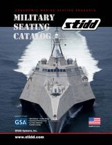 Military Shipboard Furniture