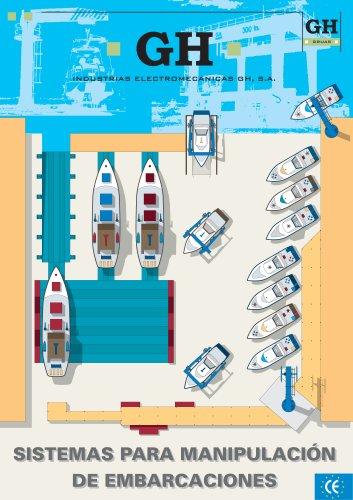 Sistemas para manipulacion de embarcaciones