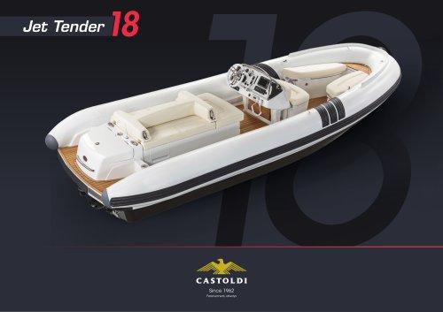 Jet Tender 18