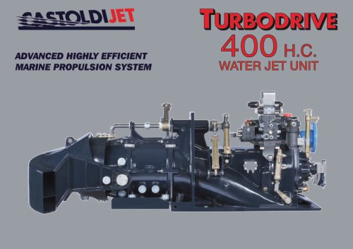 TD400 HC