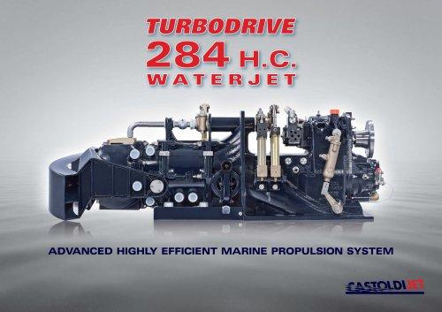 Turbodrive 284 H.C.