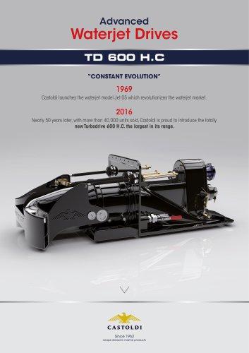 Turbodrive 600 H.C.