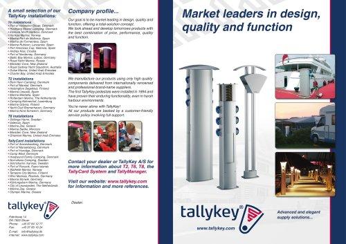 TallyKey Flyer